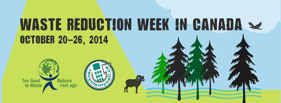 Waste Reduction Week 2014