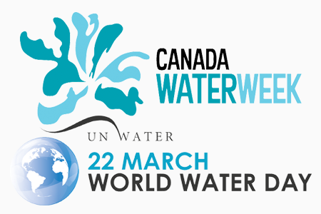 Canada Water Week and World Water Day 2017